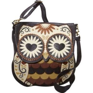 Vegan leather Owl purse by Loungefly 🦉